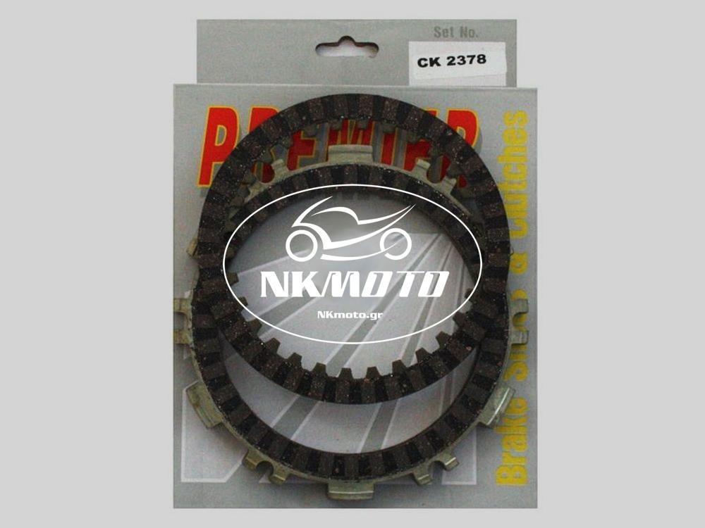 ΔΙΣΚΟΙ ΣΥΜΠΛΕΚΤΗ T MAX 500 PREMIER
