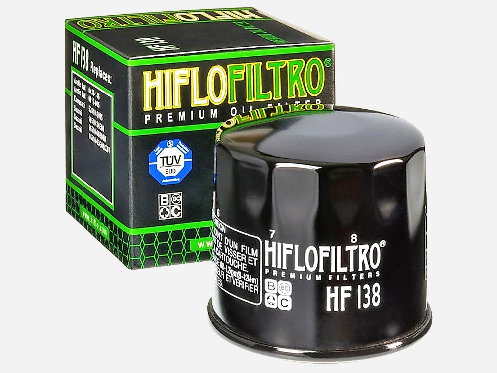 ΦΙΛΤΡΟ ΛΑΔΙΟΥ HF138 HIFLO