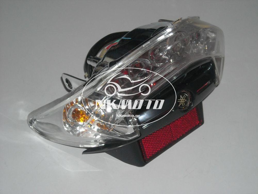 ΦΑΝΑΡΙ ΠΙΣΩ CRYPTON X 135 LED