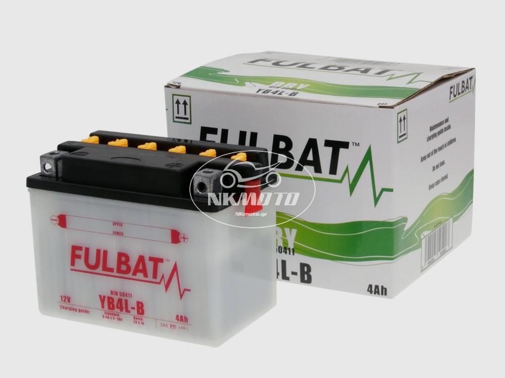 ΜΠΑΤΑΡΙΑ YB4L-B FULBAT