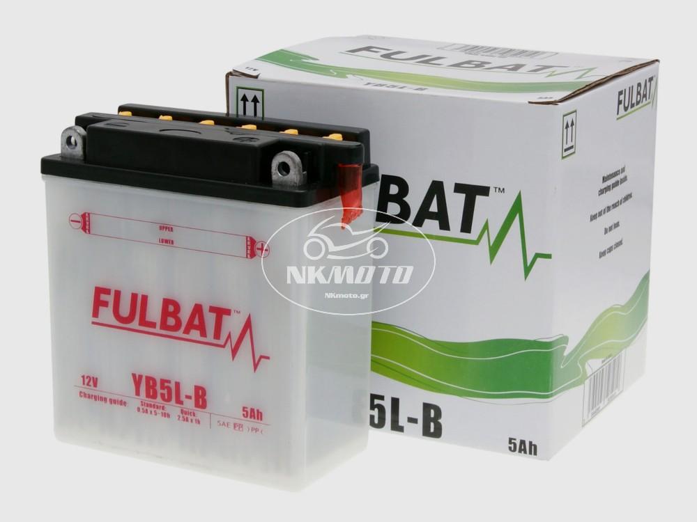 ΜΠΑΤΑΡΙΑ YB5L-B FULBAT