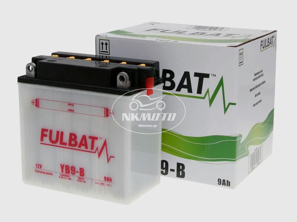 ΜΠΑΤΑΡΙΑ YB9-B FULBAT