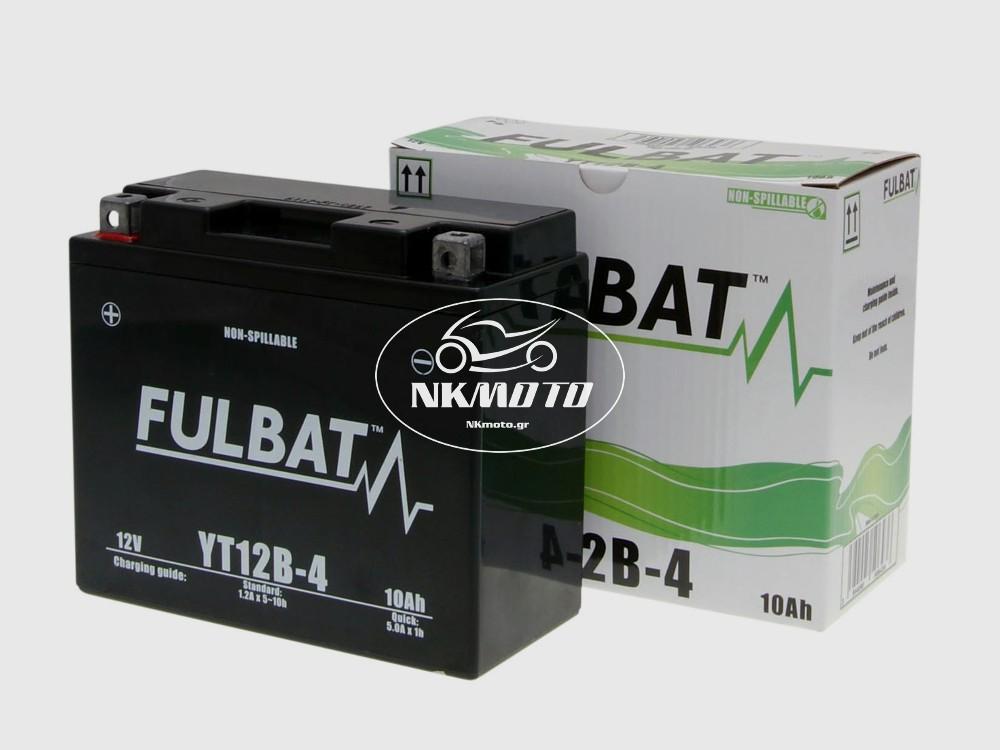 ΜΠΑΤΑΡΙΑ YT12B-4 (YT12B-BS) FULBAT