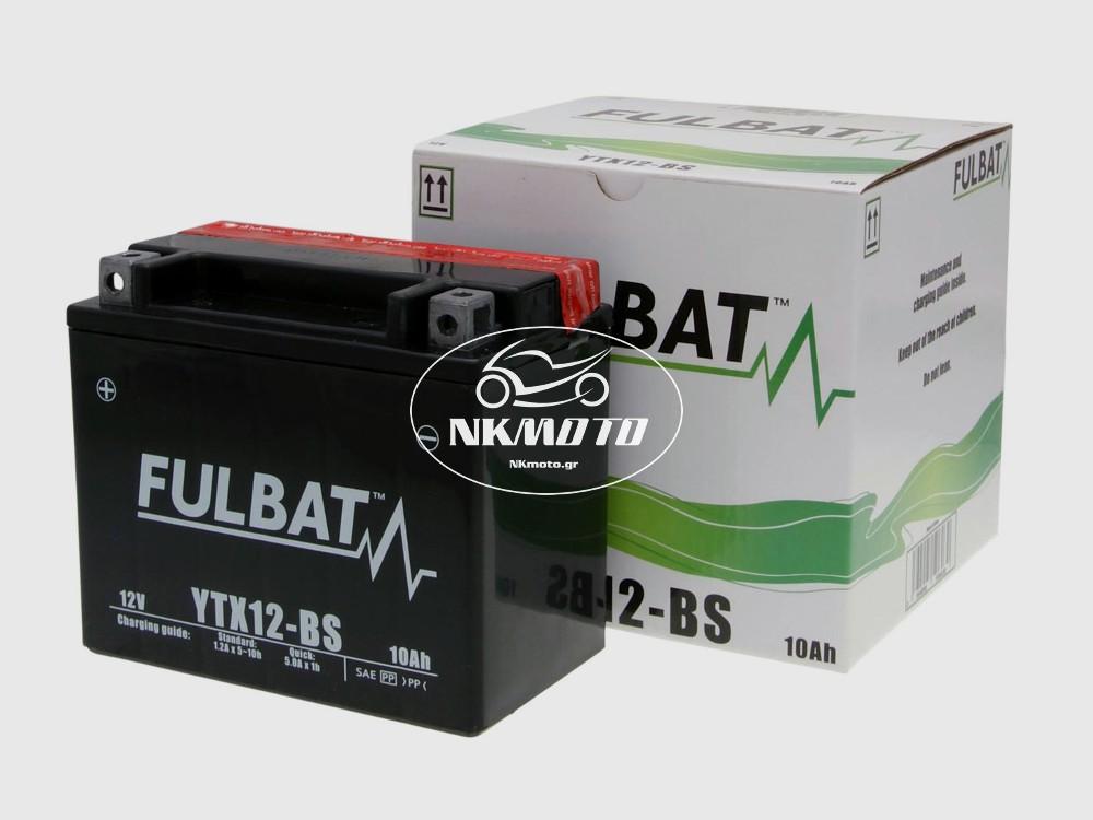ΜΠΑΤΑΡΙΑ YTX12-BS FULBAT