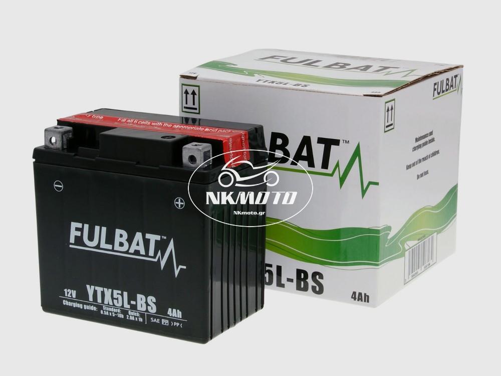ΜΠΑΤΑΡΙΑ YTX5L-BS FULBAT