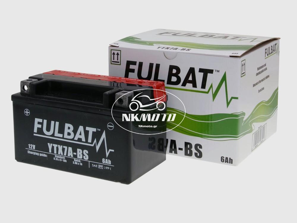 ΜΠΑΤΑΡΙΑ YTX7A-BS FULBAT