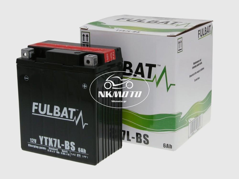 ΜΠΑΤΑΡΙΑ YTX7L-BS FULBAT
