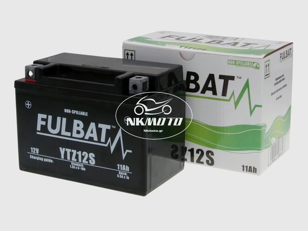 ΜΠΑΤΑΡΙΑ YTZ12S (YTZ12S-BS) FULBAT